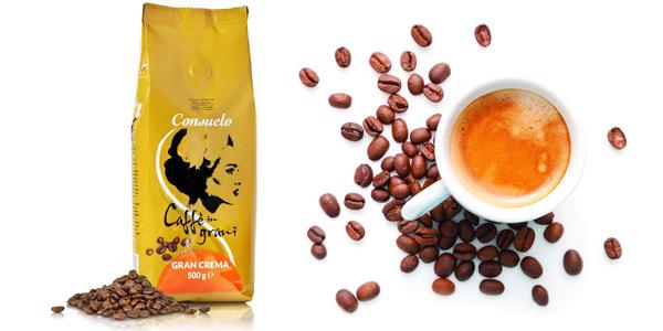 Pack x2 Café Consuelo Gran Crema de 500 gr/ud chollo en Amazon