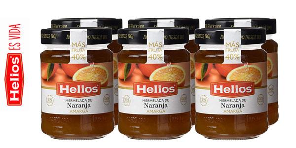 Pack x6 Helios Mermelada Extra Naranja Amarga de 340 gr barato en Amazon
