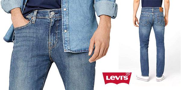 متفائل كاكادو شريان Pantalones Levis 511 Para Hombre Ffigh Org