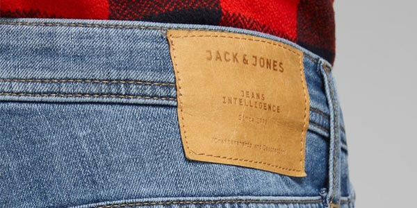 Vaqueros Skinny Jack &Jones Nos para hombre chollo en Amazon