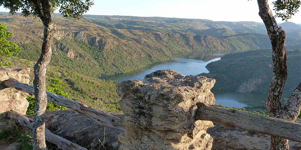 Parque Natural Arribes del Duero escapada barata
