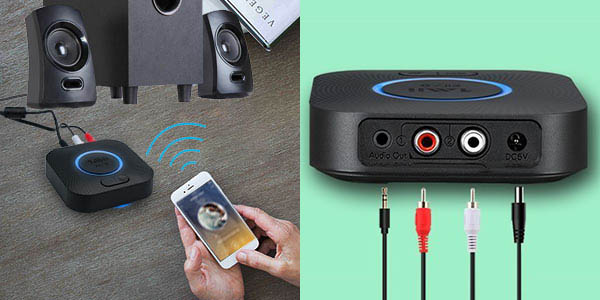 Receptor de audio Hi-Fi Bluetooth 1Mii en Amazon