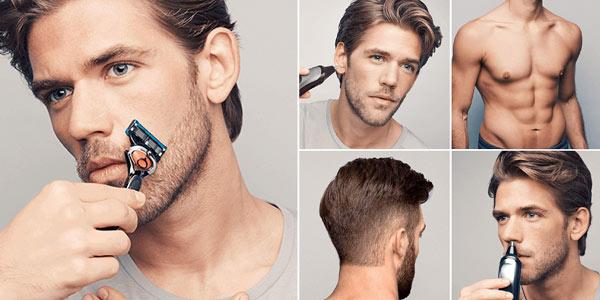 Recortadora de barba y cortapelos 10 en 1 Braun MGK7020 chollazo en Amazon