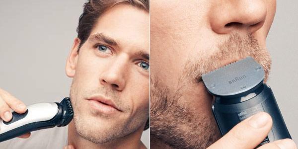 Recortadora de barba y cortapelos 10 en 1 Braun MGK7020 chollo en Amazon