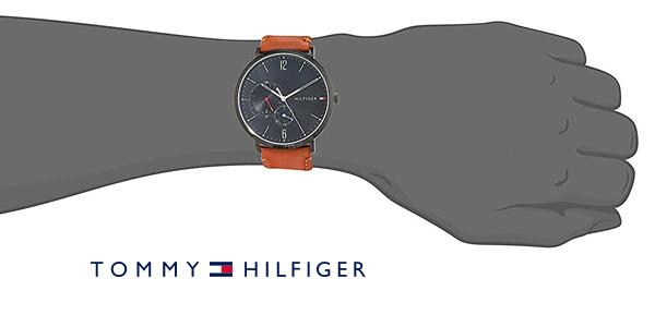 Reloj analógico Tommy Hilfiger Brooklyn 1791510 chollo en Amazon