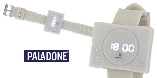 Reloj digital unisex Playstation Paladone PP4925PS chollo en Amazon