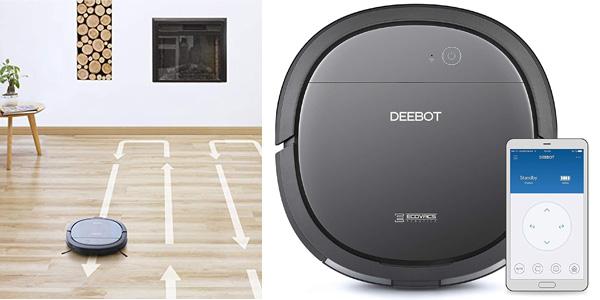 Robot aspirador 4 en 1 Ecovacs Deebot OZMO Slim10 barato en Amazon