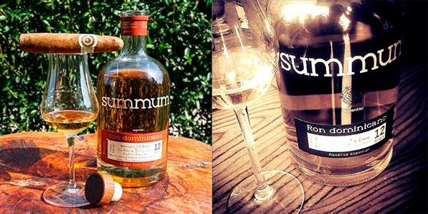 Ron Summum Reserva Especial 12 Años de 700 ml barato