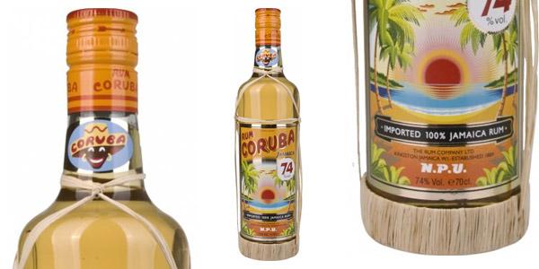 Ron Coruba Jamaica Rum de 700 ml barato en Amazon