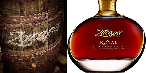 Ron Zacapa Centenario Royal Solera Gran Reserva Especial de 700 ml barato