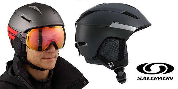 Salomon Pioneer X Casco de esquí barato