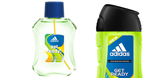 Adidas Get Ready! Set para Hombre chollo en Amazon