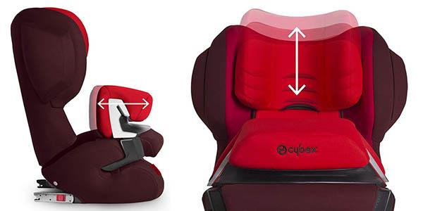silla de coche para bebés Cybex 2-Fix chollo