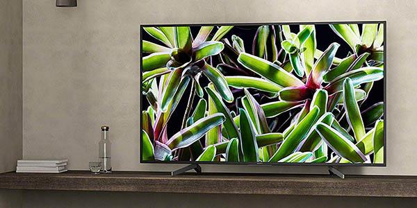 """Smart TV Sony KD-55XG7096 UHD 4K de 55"""" HDR barato"""