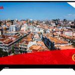 "Smart TV Toshiba 58U2963Dg UHD 4K HDR de 58"""