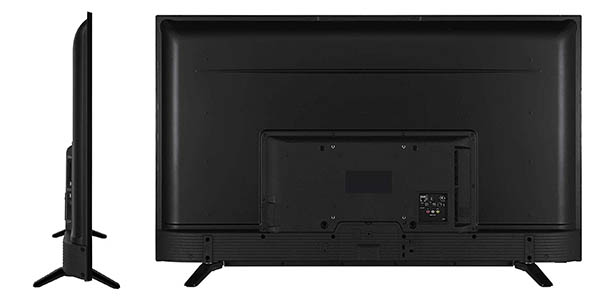 "Smart TV Toshiba 58U2963Dg UHD 4K HDR de 58"" en Amazon"
