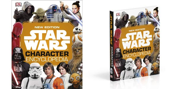 Star Wars Character Encyclopedia de tapa dura barata en Amazon