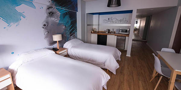 Suipacha Suites alojamiento económico en Buenos Aires