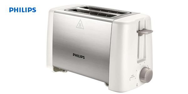 Tostador Daily Philips HD4825/00 con plataforma de calentamiento barato en El Corte Inglés