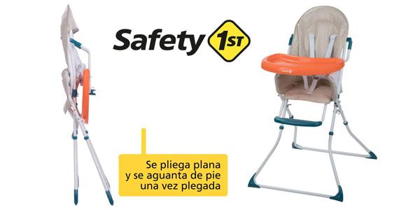 Trona evolutiva plegable Safety 1st Kanji Happy Day barata en Amazon