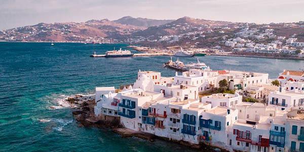 viaje a Atenas y las Islas Griegas chollo