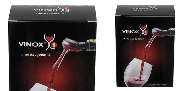 Vinox oxigenador de vinos barato