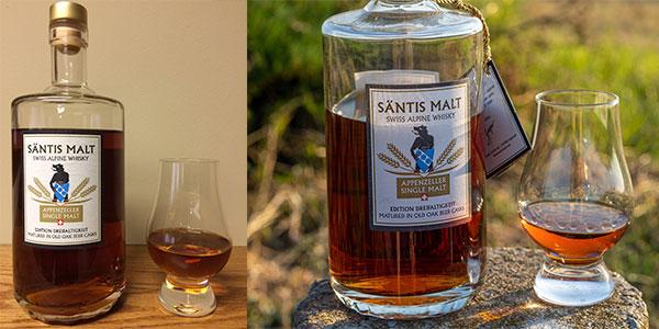 Whisky Säntis Malt Edition Dreifaltigkeit barato