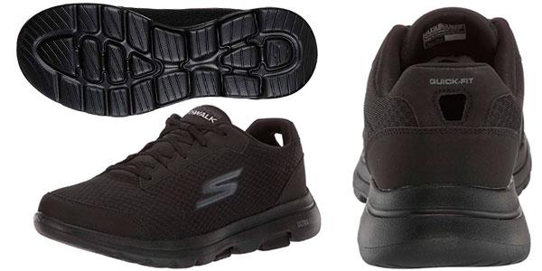 Zapatillas Skechers GoWalk 5 Qualify para hombre baratas