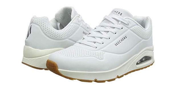 zapatos skechers hombre deportivos largos
