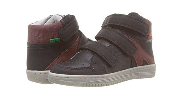 Zapatillas infantiles Kickers Lohan en oferta en Amazon