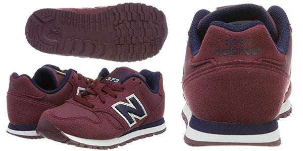 Zapatillas New Balance 373 para niños en oferta