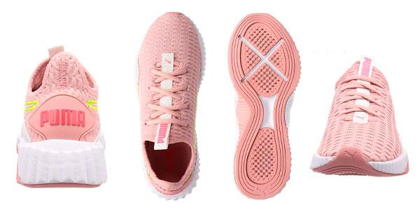 Zapatillas Puma Defy para mujer en oferta en Amazon