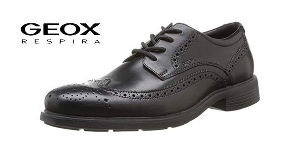 Zapatos de cordones Geox U Dublin B para hombre baratos en Amazon