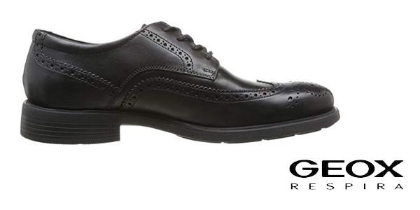 Zapatos de cordones Geox U Dublin B para hombre chollazo en Amazon