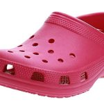 Zuecos Crocs Classic Clog Kids Roomy Fit infantiles baratos en Amazon