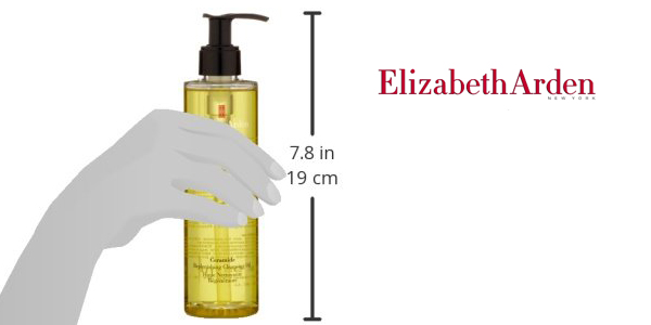 Elizabeth Arden Ceramide Time Complex Desmaquillante Facial Oil 200 ml chollazo en Amazon