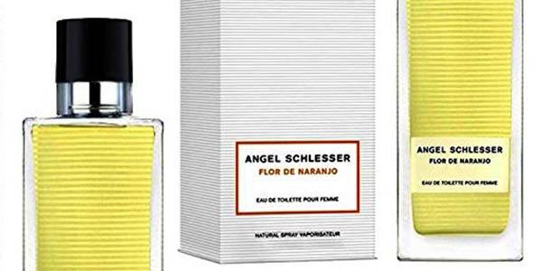 agua de colonia Angel Schlesser Flor de Naranjo de 100 ml chollo