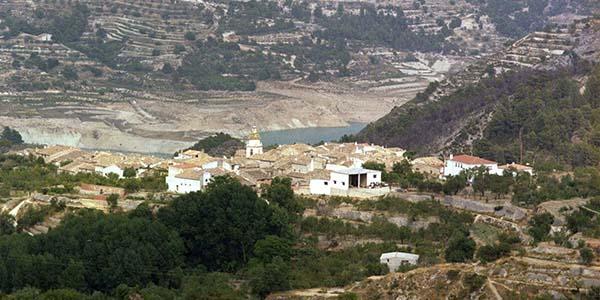Alicante alojamientos baratos en pueblos con encanto