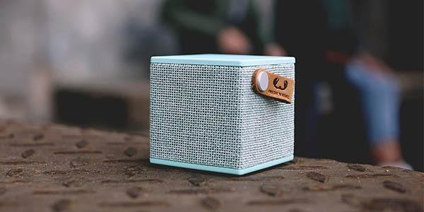 Altavoz portátil Fresh'N Rebel Rockbox Cube barato