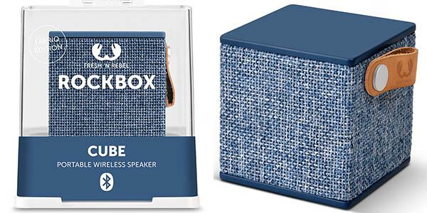 Altavoz portátil Fresh'N Rebel Rockbox Cube