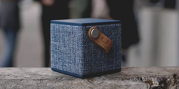 Altavoz portátil Fresh'N Rebel Rockbox Cube en Amazon