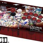 Arcade Stick Hori Real Arcade Pro Soulcalibur VI para Xbox One y PC
