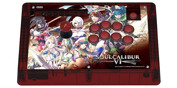 Arcade Stick Hori Real Arcade Pro Soulcalibur VI para Xbox One y PC barato