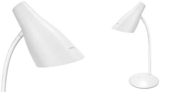Lámpara de mesa LED Aukey barata Amazon