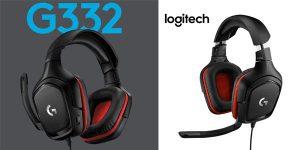 Auriculares gaming Logitech G332 baratos Amazon
