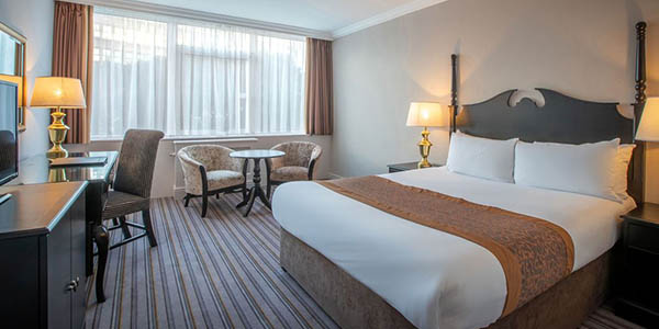 Ballsbridge Hotel oferta alojamiento