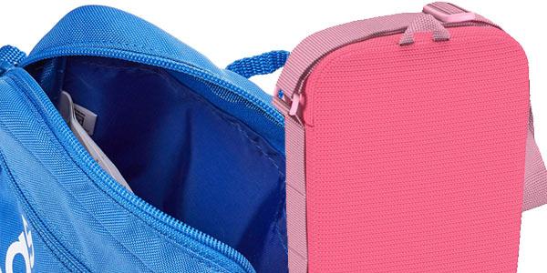 Bandolera Adidas Linear Core azul chollo en Amazon