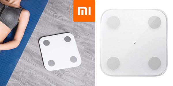 Bascula Xiaomi Mi Body Composition Scale 2 barata Amazon