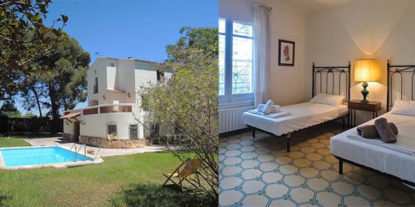 Bed & Breakfast Villa Isabel oferta alojamiento Altafulla Costa Dorada