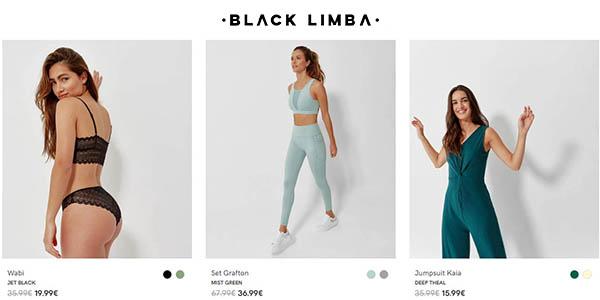 Black Limba ofertas en ropa interior para mujer